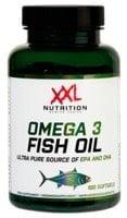 XXL Omega 3 fish oil